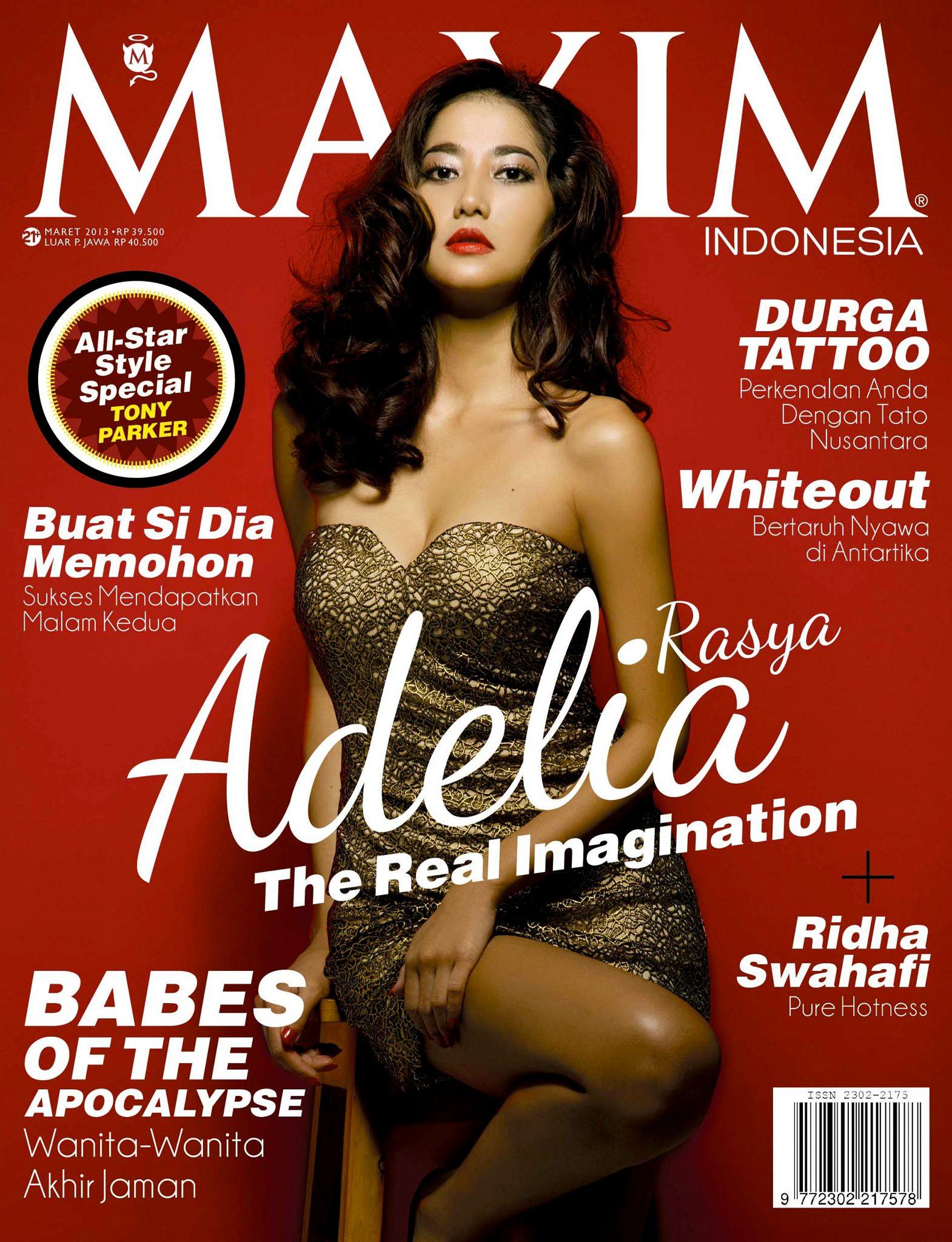 Maxim Model 2013