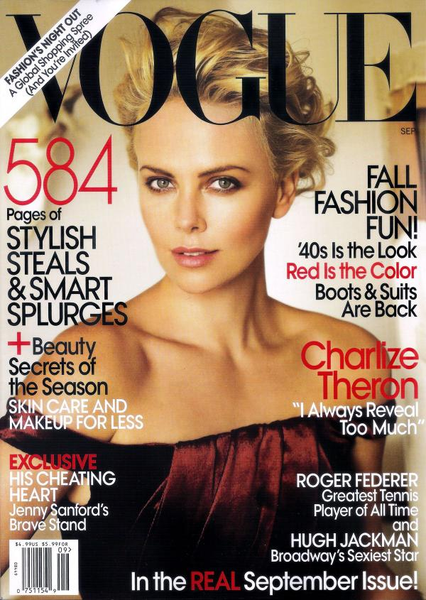 Fashion Book Cover Archive ~ Quot vogue september issue covers imágenes taringa