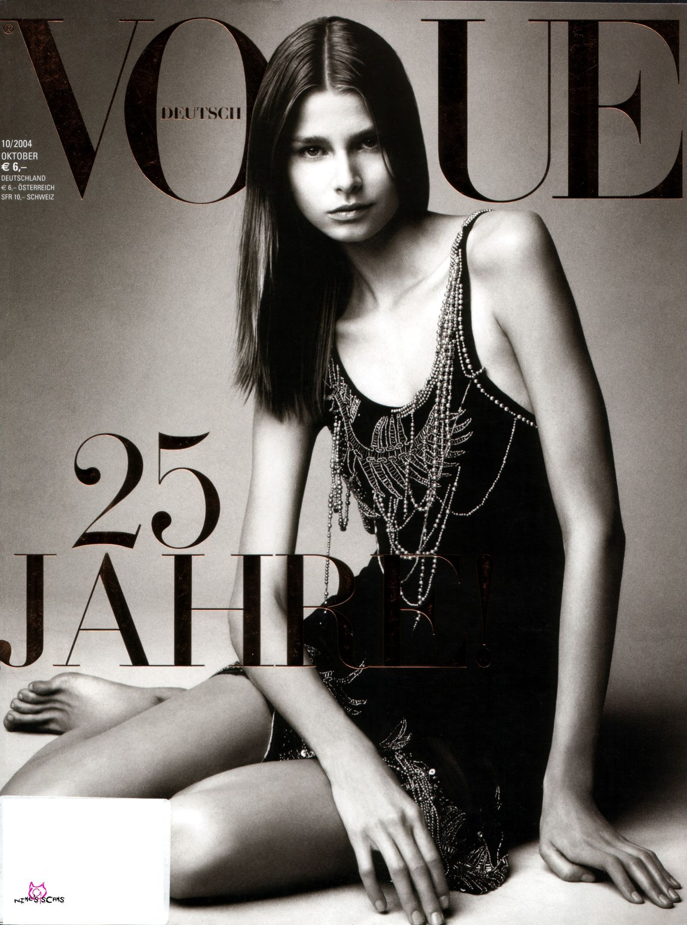vogue-germany-2004-october- | vogue germany covers
