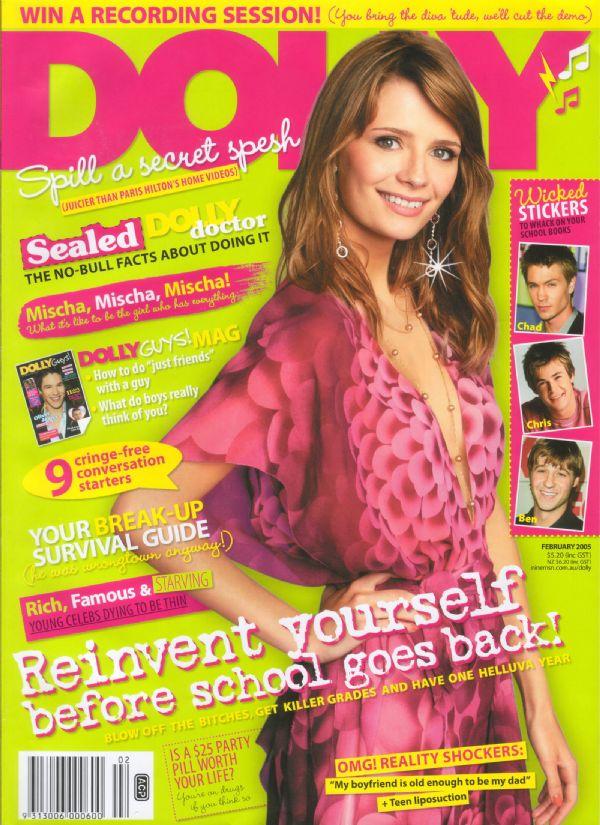 dolly magazine