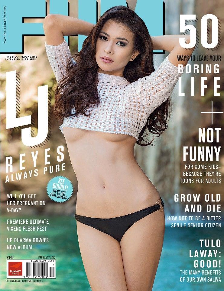 FHM Philippines 2013
